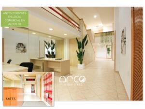 Alquiler Local Comercial Sataging Fotografia Interiores