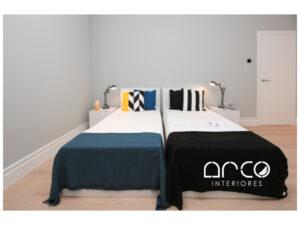 Home Staging Dormitorio Muebles Carton
