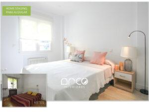 Piso Alquiler Home Staging Fotografia